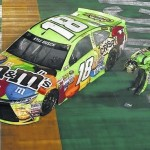 Kyle Busch dominates at Kentucky, increases Chase chances