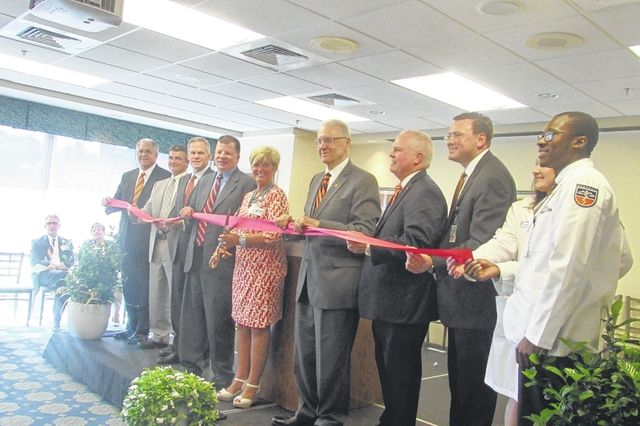 Medical education wing unveiled
