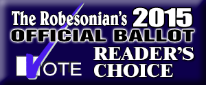 2015 Reader's Choice