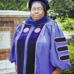 Hammonds earns doctorate at Clemson