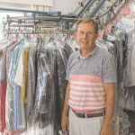 Dry cleaner to fold business