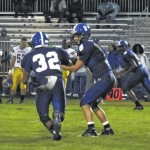 Fairmont, St. Pauls football players lead top performers