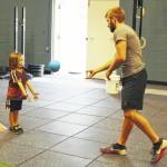 Kids, teens take on CrossFit at Lumberton gym