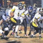 Cougars rout Golden Tornadoes