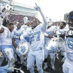 UNC clinches Coastal title