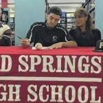 Freeman signs with UNCP