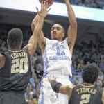 UNC beats Wake despite poor shooting