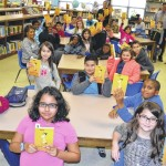 Author inspires Battle of the Books group