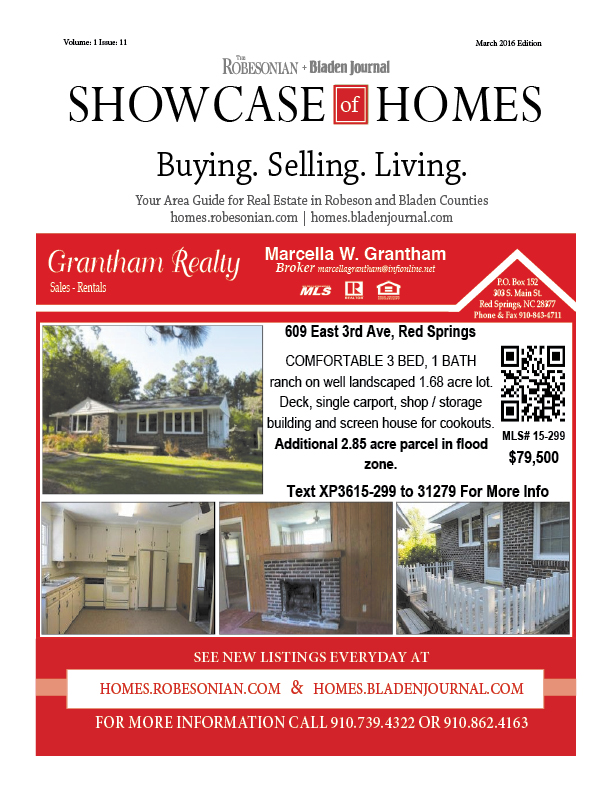 March Showcase of Homes