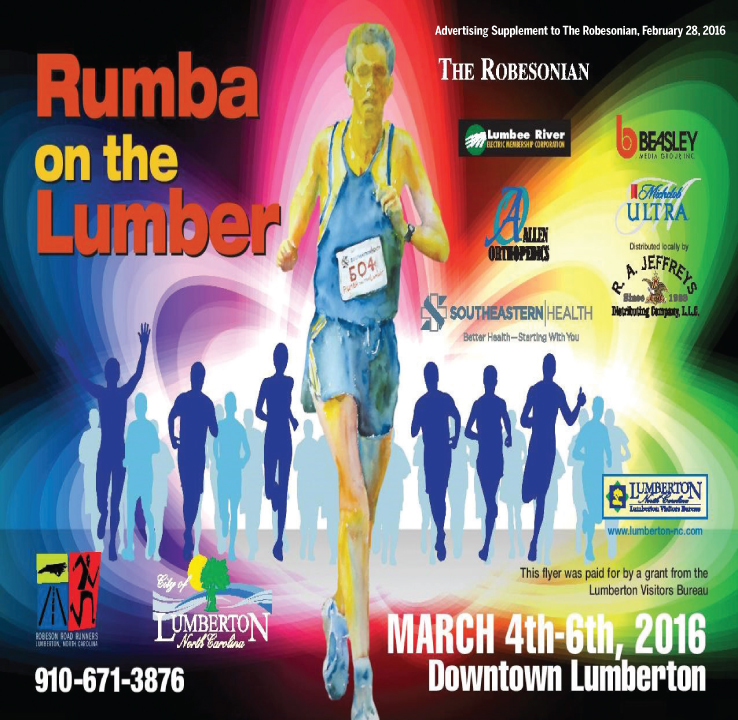 2016 Rumba on the Lumber