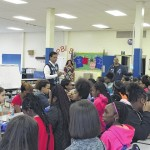 Event delivers to student anti-bullying message