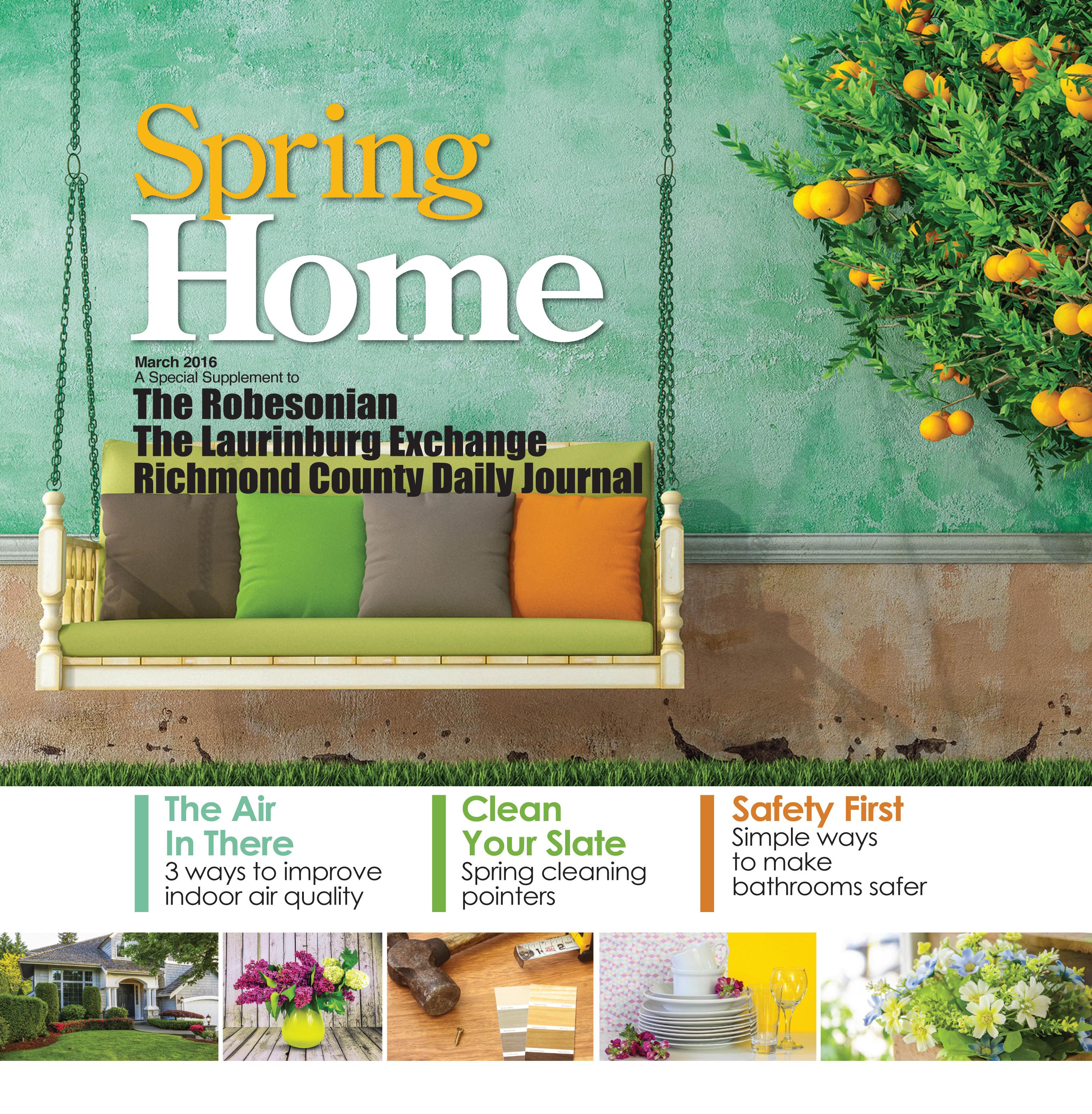 Spring Home 2016