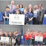 Parkton wins Battle of the Books