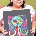 PSRC students honored for their art