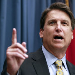 McCrory wants lottery windfall diverted