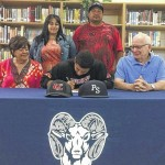 Locklear signs with Catawba Valley CC