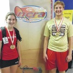 Dents win big at N.C. racquetball event