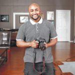 Photographer captures biz award from UNCP
