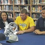 Carter signs with Methodist University