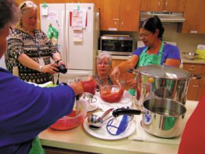 Around Robeson: 'Fast and furious' strawberry preserves