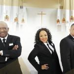 Family reunion for Fairmont gospel group