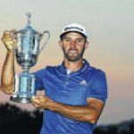 Johnson breaks through for US Open crown