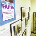Exhibit at UNCP features LGBT clergy