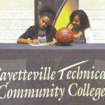 Mitchell signs with FTCC