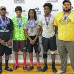 RobCo wrestlers shine in Raleigh