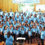B.B. Thompson Young People's Concert Choir celebrates 40 years