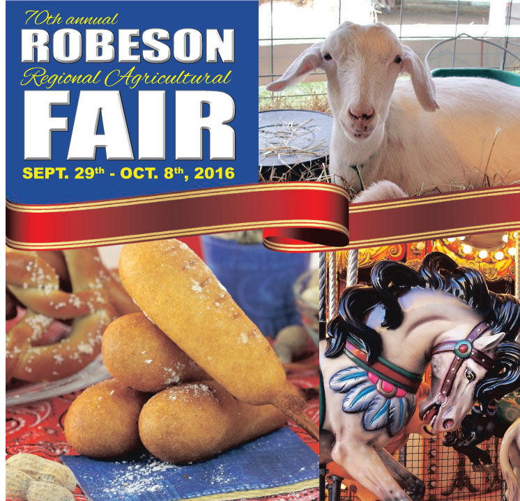 Robeson Co. Ag Fair 2016