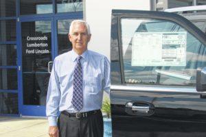 Crossroads buys Lumberton Ford-Lincoln