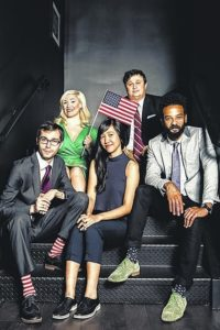Second City, Slate comedy takes on politics at GPAC