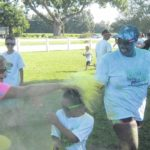 Color Run brightens up East Robeson Primary