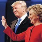 Trump, Clinton take off gloves
