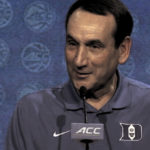 Coach K welcomes high expectations