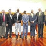 UNCP gives alumni awards, inducts hall of famers
