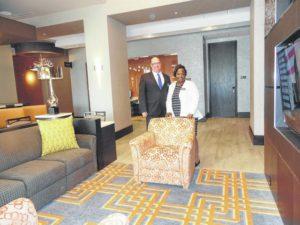 Hampton opens hotel in Lumberton