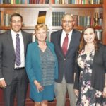 UNCP provost honored with Distinguished Leadership award