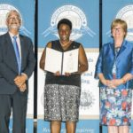 UNCP professor wins Presidential Award