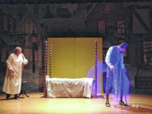 Purple Door puts on 'A Christmas Carol' musical