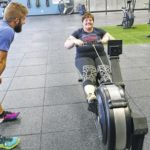 CrossFit: Challenge and community