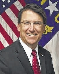Trump train may have left McCrory behind