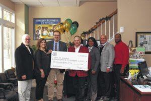 Fayettevill incubator get $10,000 grant