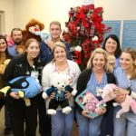 Red Springs Rotary donates toys to children in ER