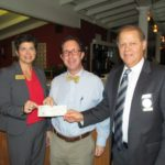 Rotarians give $1,500 to schools