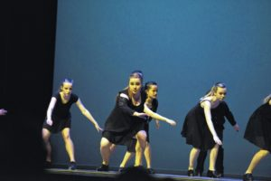 Robeson County native joins dance troupe on GPAC stage