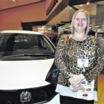 Baxley's fair share wins a car