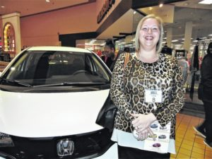 Baxley's fair share wins a car