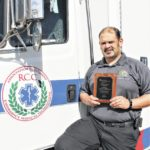 RCC instructor honored for trauma work